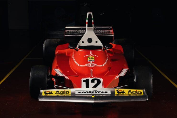 Niki Lauda Ferrari 312T Formula 1 Car 5