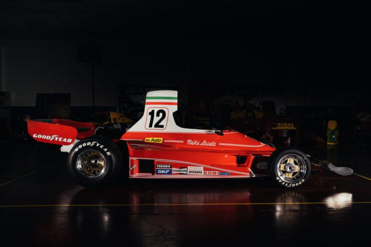 Niki Lauda Ferrari 312T Formula 1 Car 6