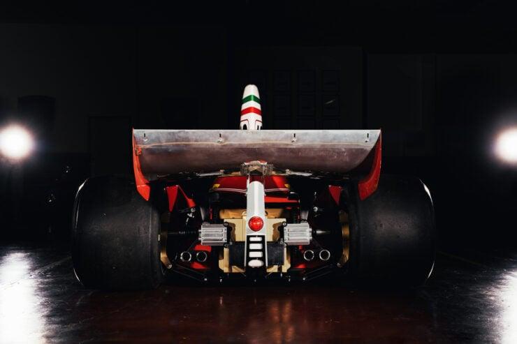 Niki Lauda Ferrari 312T Formula 1 Car 7