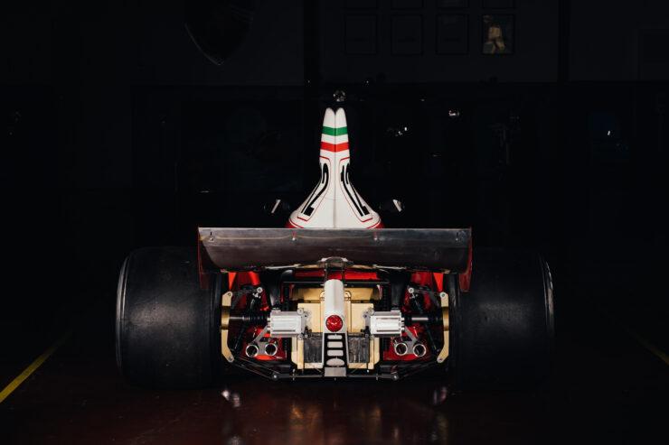 Niki Lauda Ferrari 312T Formula 1 Car 9