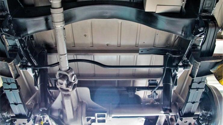 Nissan Patrol G60 11