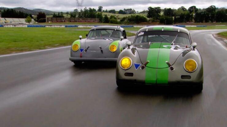 Porsche 356 Racing