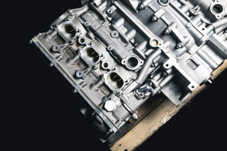 Porsche 911 996 GT3 R Engine And Gearbox 4