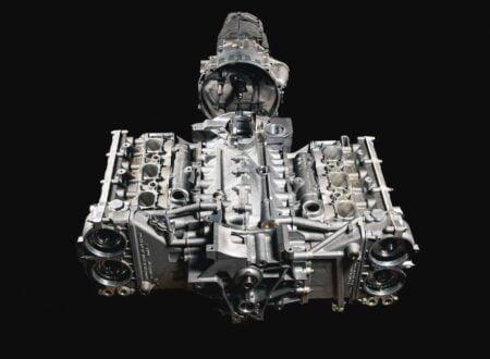 Porsche 911 996 GT3 R Engine And Gearbox