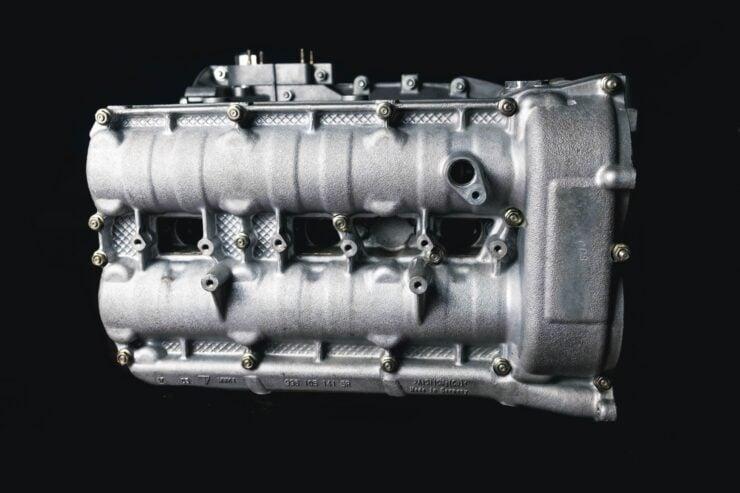 Porsche 911 996 GT3 R Engine And Gearbox 6