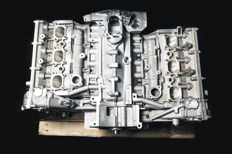 Porsche 911 996 GT3 R Engine And Gearbox 7