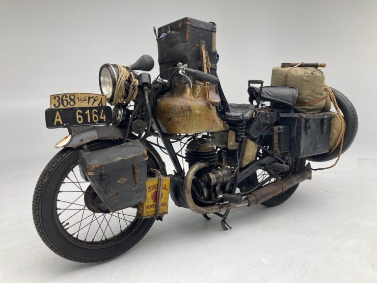 Puch Motorcycle