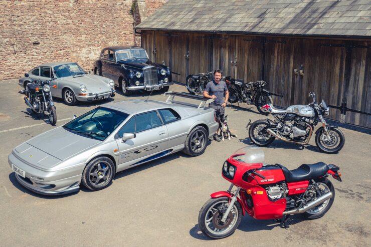 Richard Hammond Car Collection