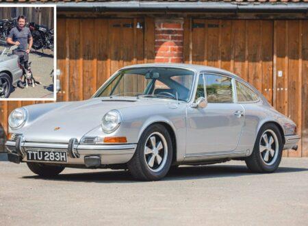 Richard Hammond Porsche