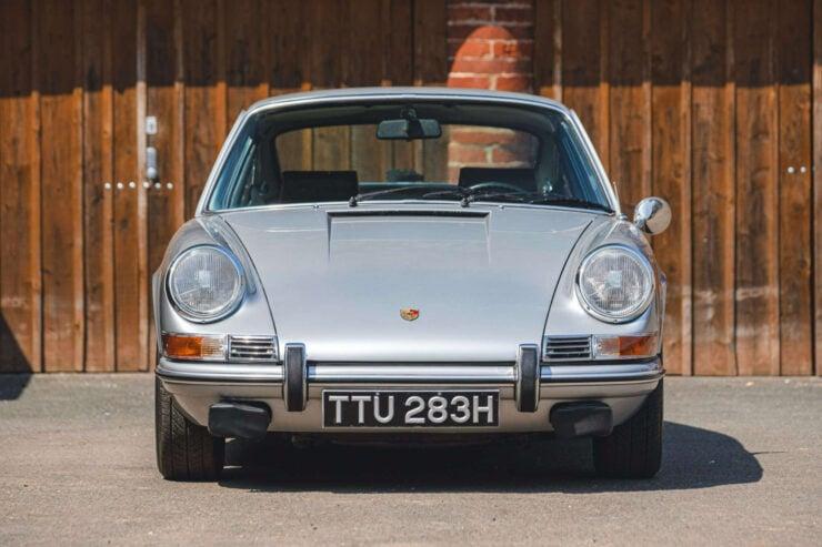 Richard Hammond Porsche 911 1
