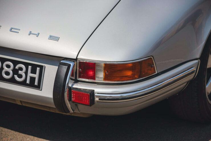 Richard Hammond Porsche 911 12