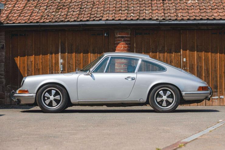 Richard Hammond Porsche 911 4