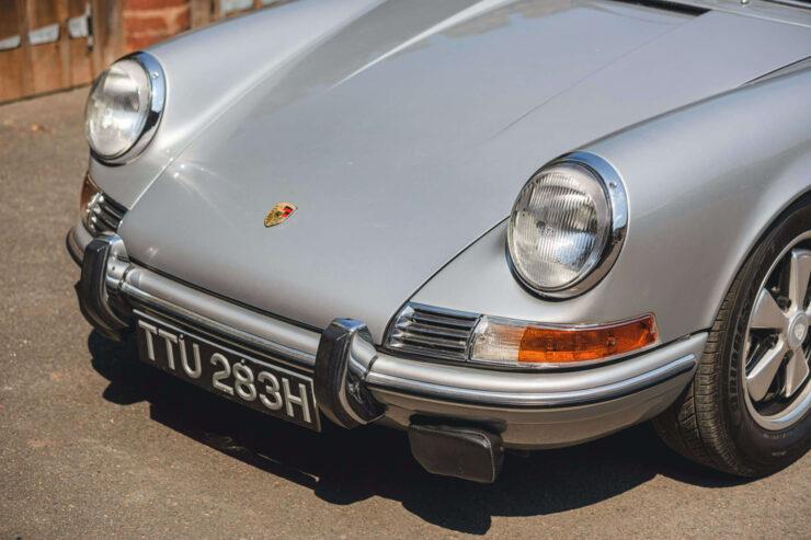 Richard Hammond Porsche 911 7