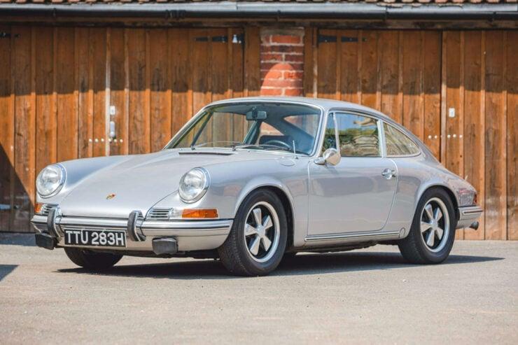 Richard Hammond Porsche 911