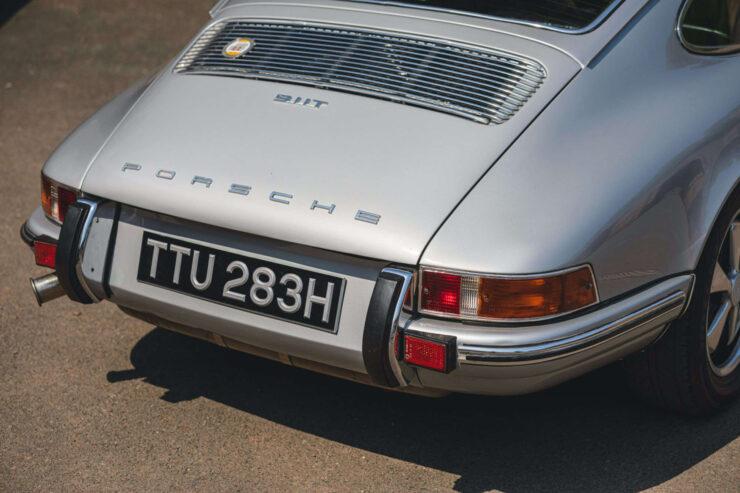 Richard Hammond Porsche 911 8