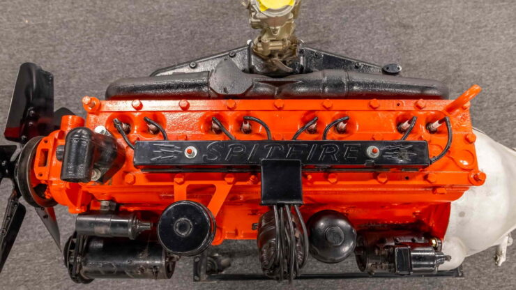 Spitfire Straight-8 Engine 11