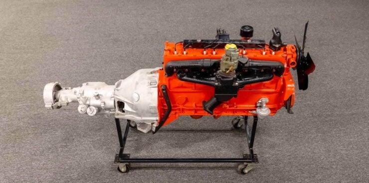 Spitfire Straight-8 Engine3