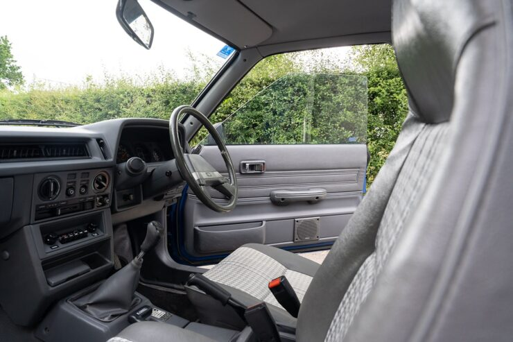 Subaru BRAT 16