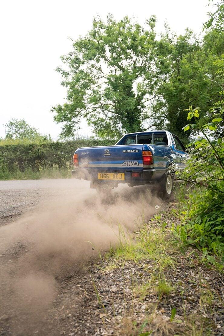 Subaru BRAT 21