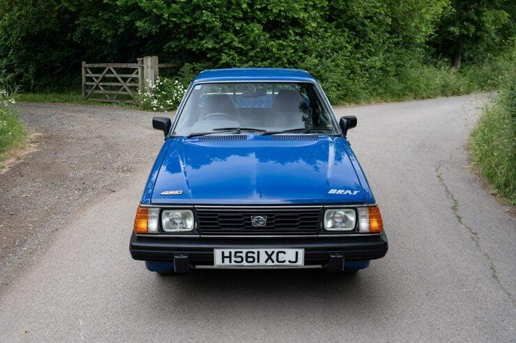 Subaru BRAT 22