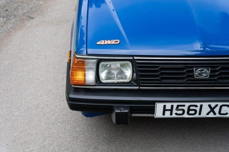 Subaru BRAT 3