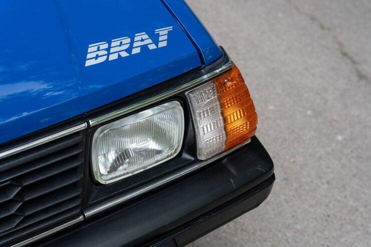 Subaru BRAT 4