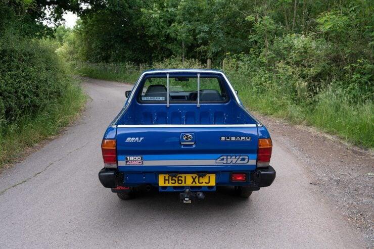 Subaru BRAT 5