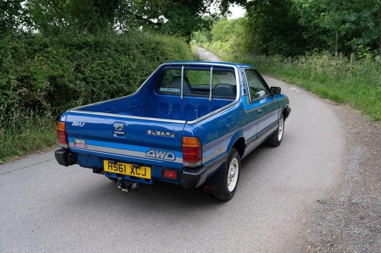 Subaru BRAT 6