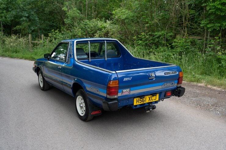 Subaru BRAT 7