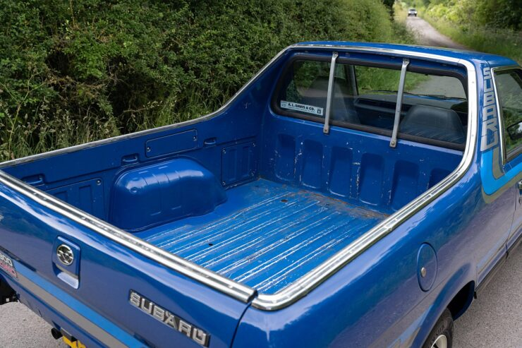 Subaru BRAT 8