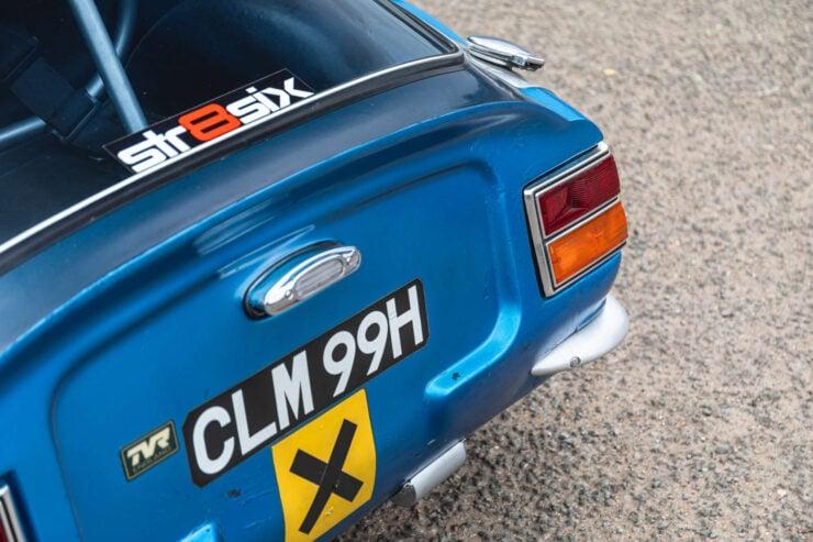 TVR Tuscan V6 10
