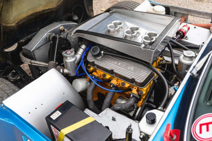 TVR Tuscan V6 14