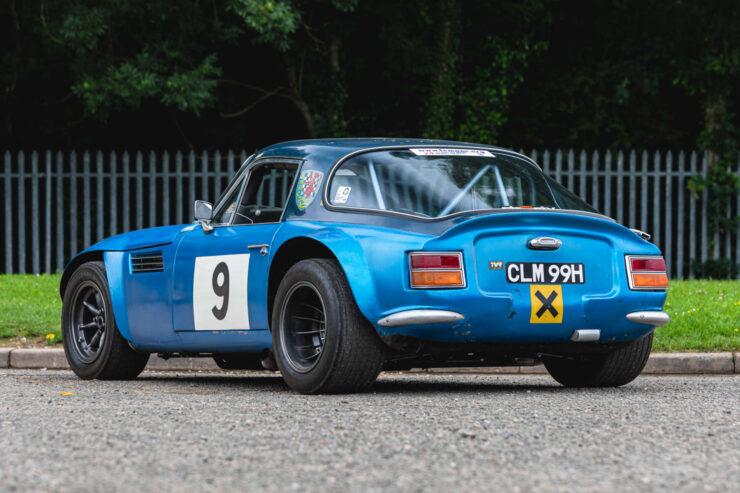 TVR Tuscan V6 3