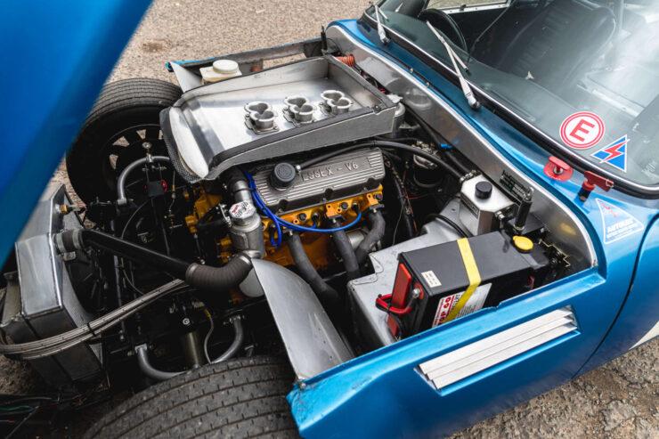 TVR Tuscan V6 6