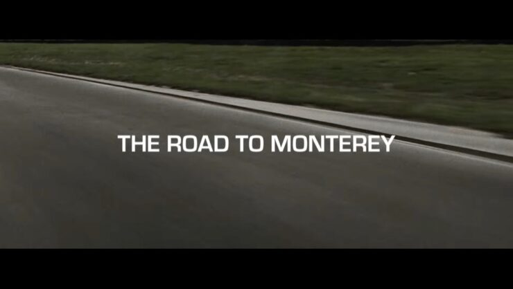 The Road To Monterey