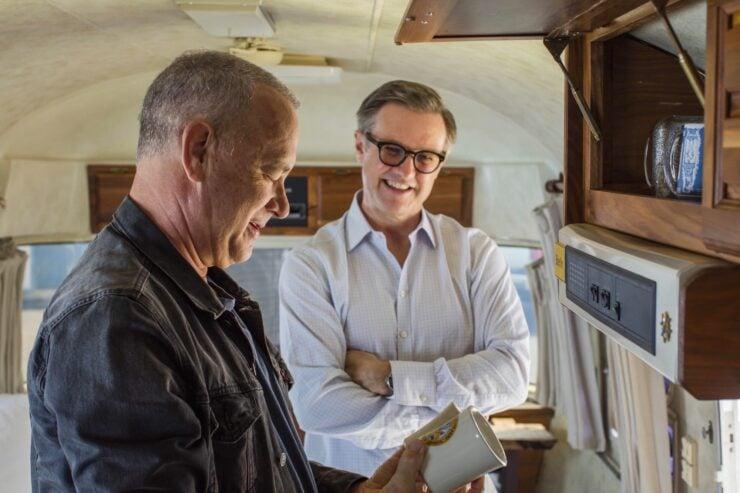 Tom Hanks Airstream Model 34 5