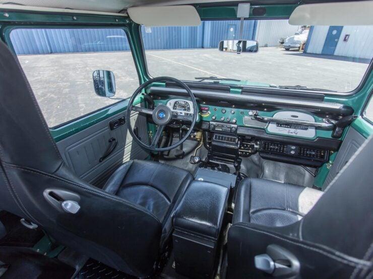 Tom Hanks Toyota FJ40 Land Cruiser 11