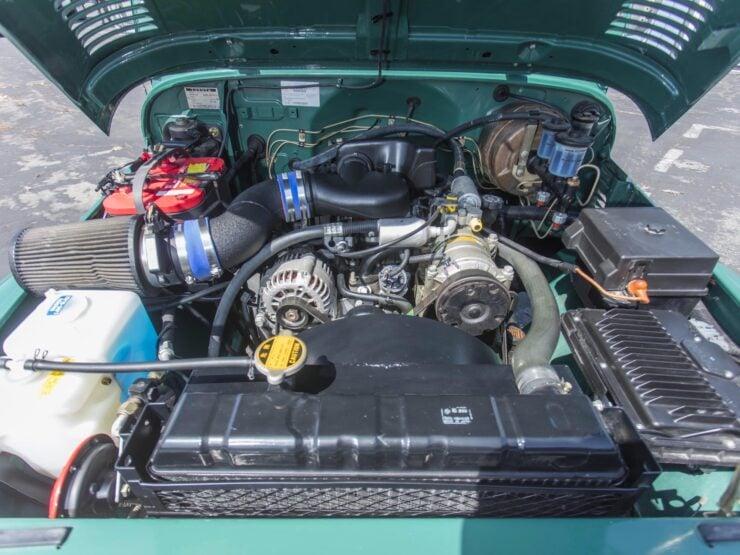 Tom Hanks Toyota FJ40 Land Cruiser 16