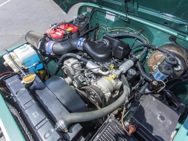 Tom Hanks Toyota FJ40 Land Cruiser 17