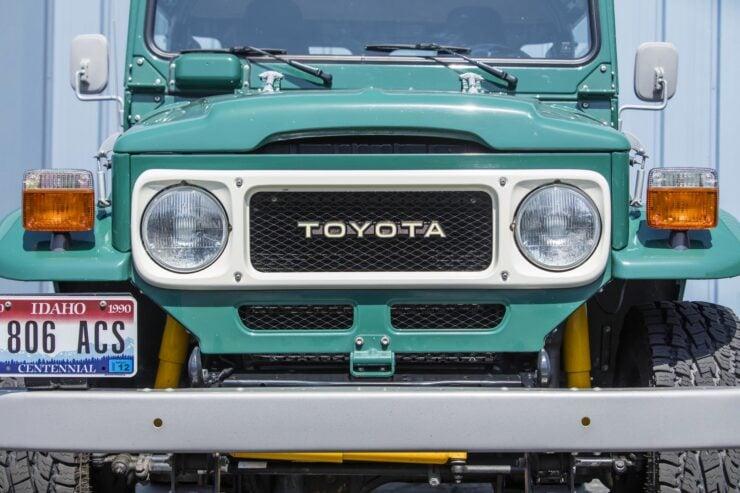 Tom Hanks Toyota FJ40 Land Cruiser 8