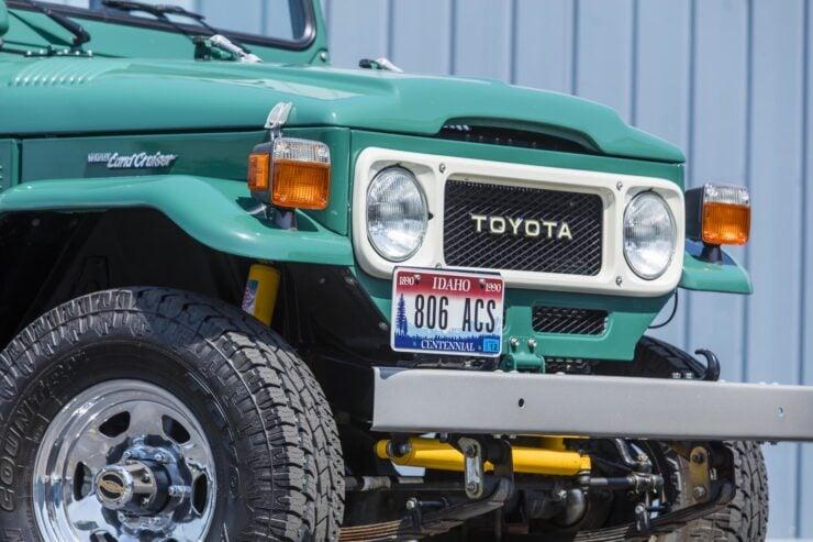 Tom Hanks Toyota FJ40 Land Cruiser 9