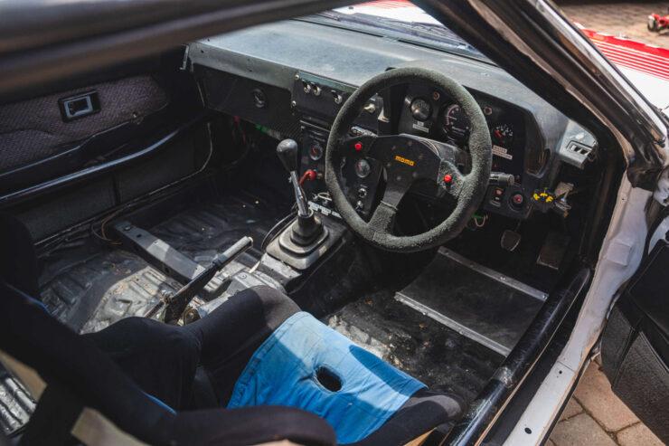 Toyota Supra A60 4