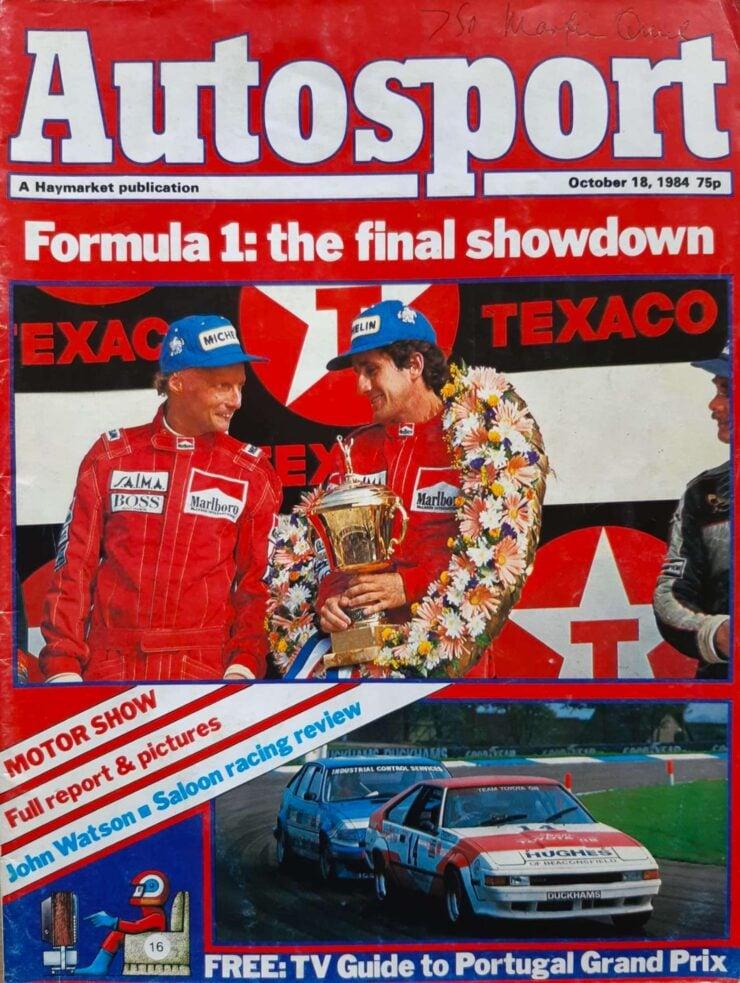 Toyota Supra A60 Magazine