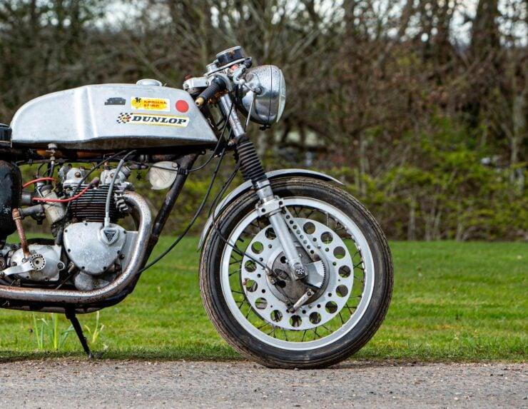 Triumph T100SS Cafe Racer 3