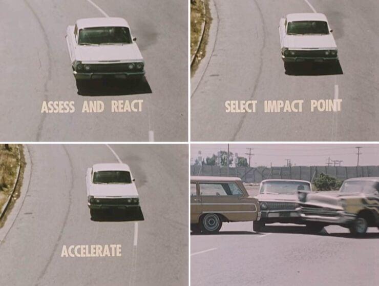 Vehicle Ambush Counterattacks