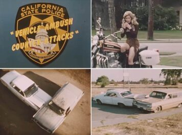 Vehicle Ambush Counterattacks Film