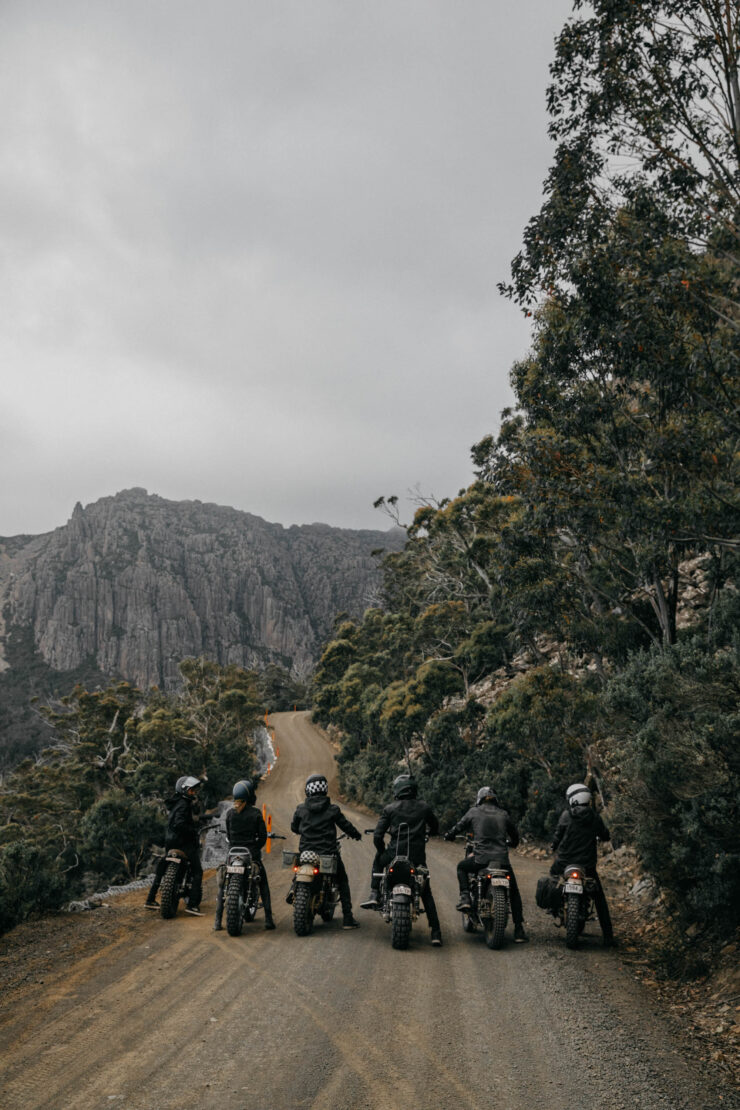 Wide Of The Mark Film Motorcycle Riding In Tasmania 11