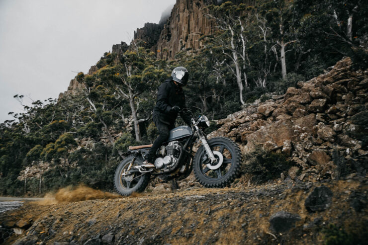 Wide Of The Mark Film Motorcycle Riding In Tasmania 12