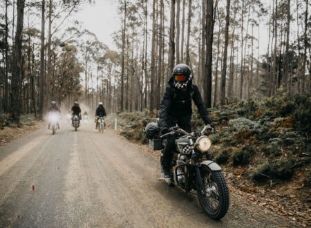 Wide Of The Mark Film Motorcycle Riding In Tasmania 13