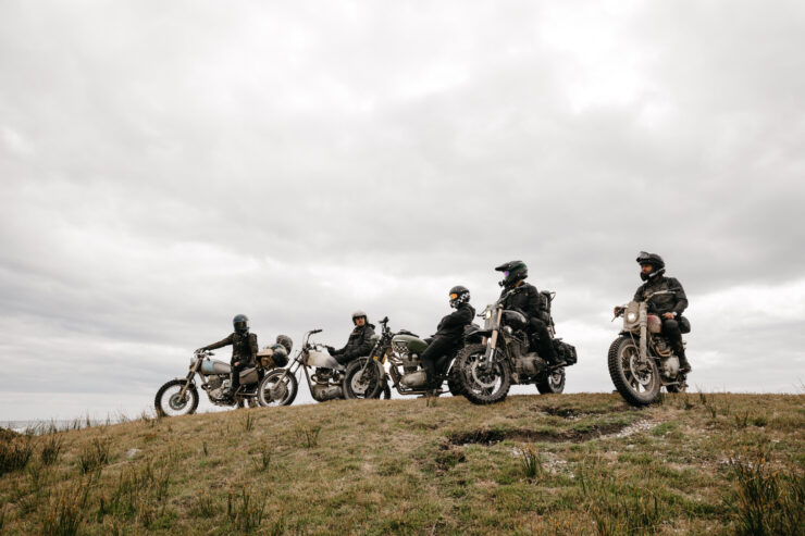 Wide Of The Mark Film Motorcycle Riding In Tasmania 2